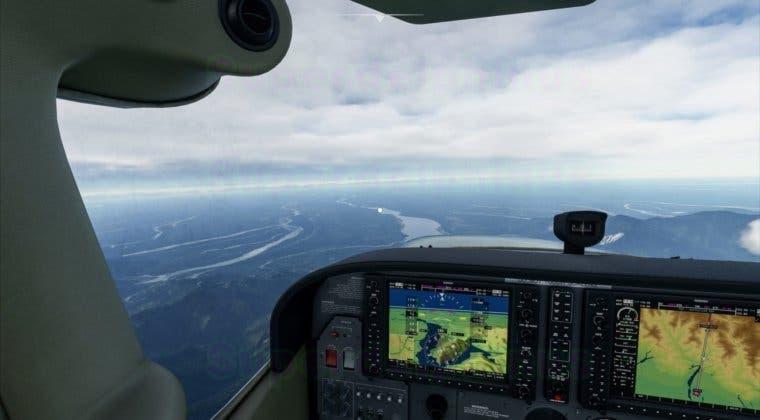 Imagen de Microsoft Flight Simulator ya se puede jugar en VR