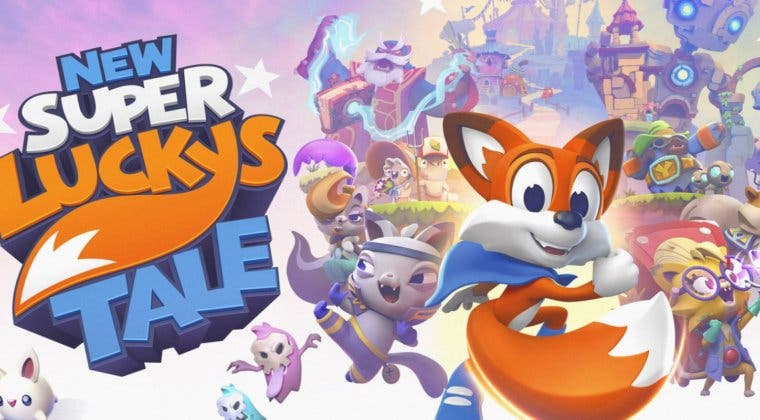 Imagen de New Super Lucky's Tale pone rumbo a PlayStation 4 y Xbox One