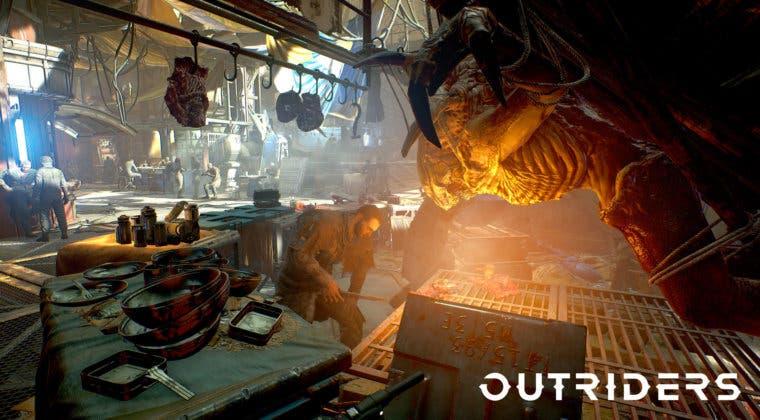 Imagen de Outriders presenta en vídeo sus contenidos post-game