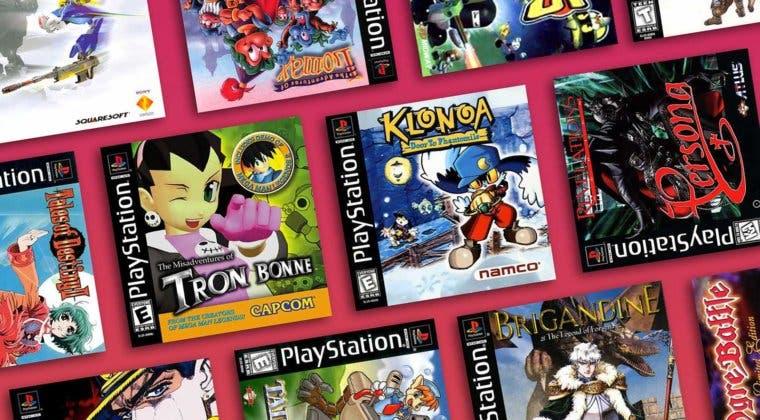 Imagen de Los mejores juegos de PlayStation 1 (PS1)