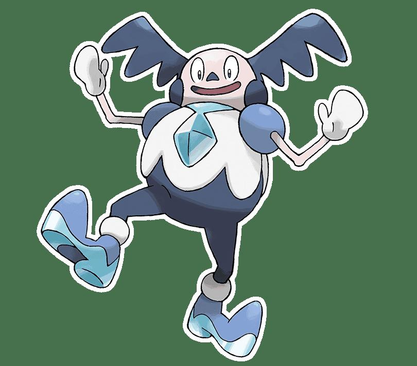 Pokémon Espada y Escudo Mr Mime de Galar