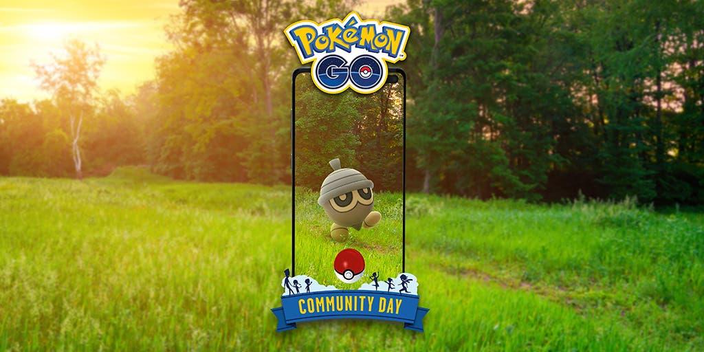 Pokémon GO Día de la Comunidad Seedot