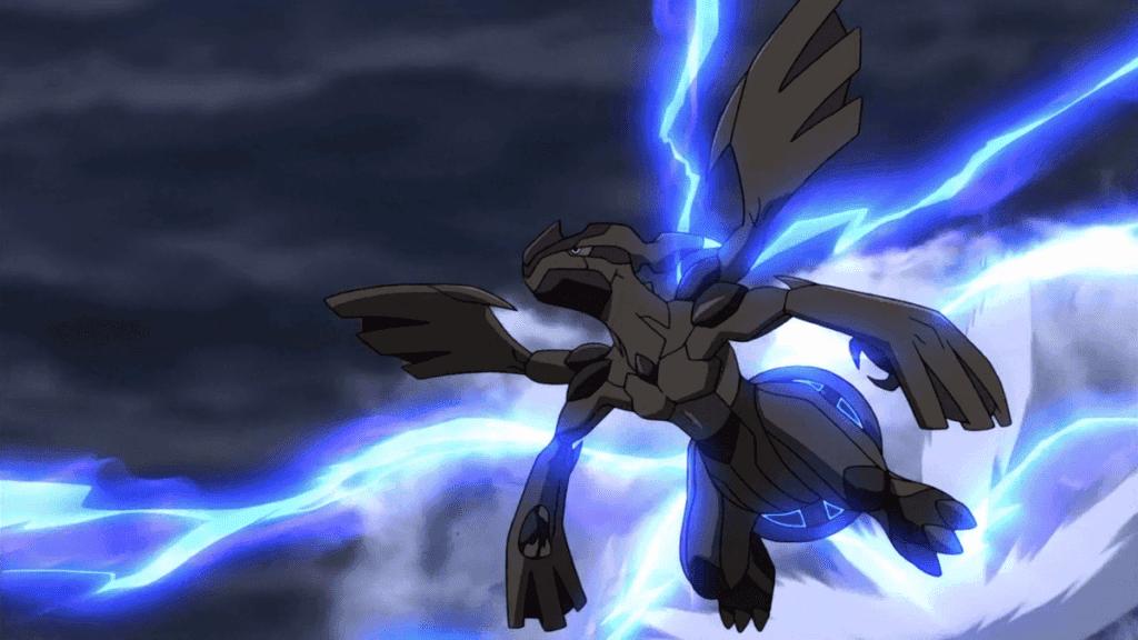 Pokémon GO Zekrom