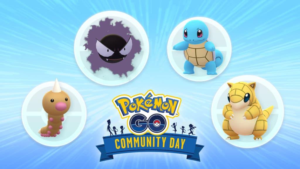 Pokémon GO votación Día de la Comunidad