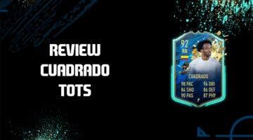Imagen de FIFA 20: review de Juan Cuadrado TOTS