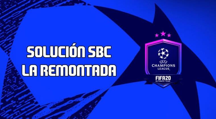 Imagen de FIFA 20: Solución al SBC 'La remontada'