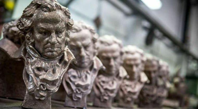 Imagen de Listado de nominados a los Premios Goya 2021: un año marcado por el coronavirus