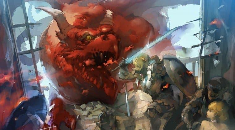 Imagen de El RPG de Atlus Project Re Fantasy aún estaría buscando programadores