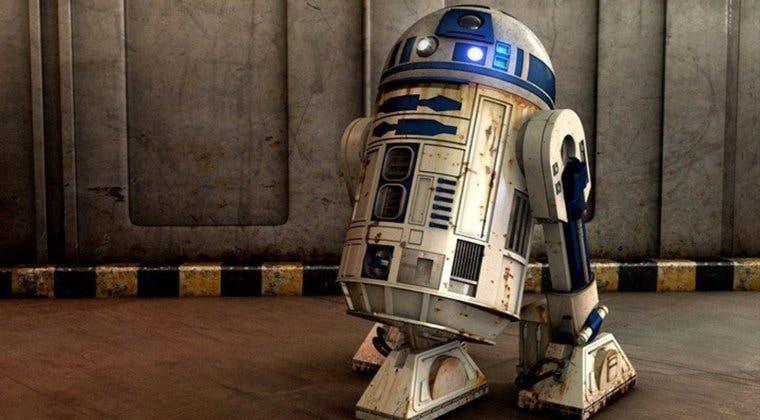 Imagen de Star Wars: Revelado el origen del nombre de R2-D2