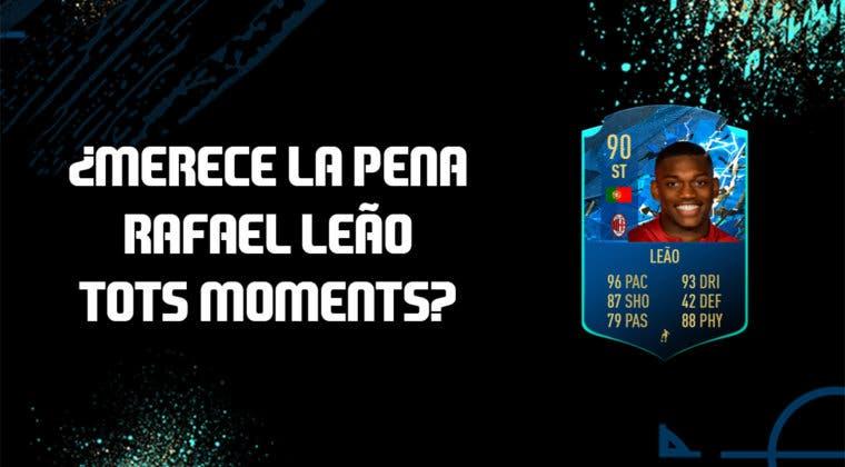 Imagen de FIFA 20: ¿Merece la pena Rafael Leao? + Solución de su SBC