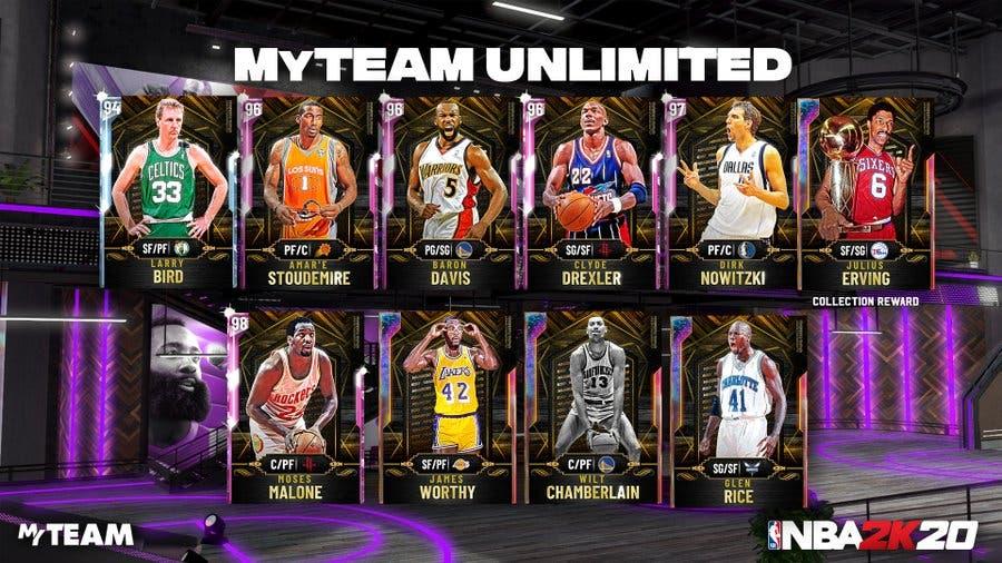 Recompensas NBA2K20