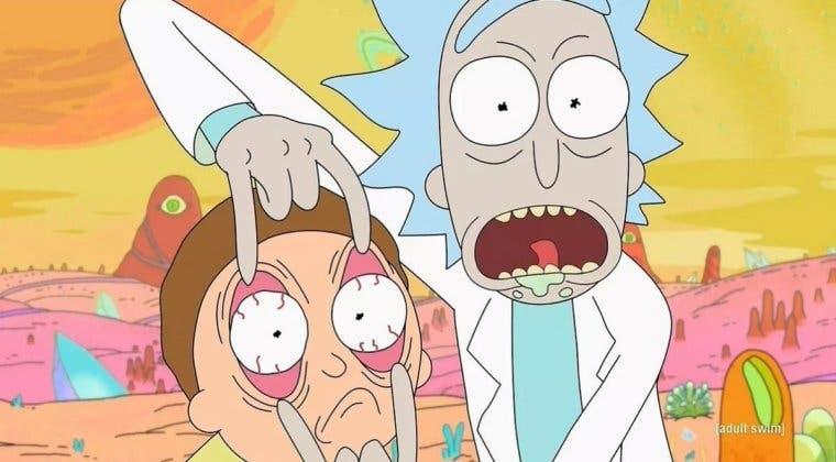 Imagen de Estos son los 10 personajes más divertidos de Rick y Morty
