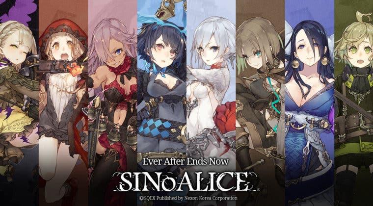 Imagen de SINoAlice, el nuevo título de Yoko Taro para móviles, abre su pre-incripción en Occidente