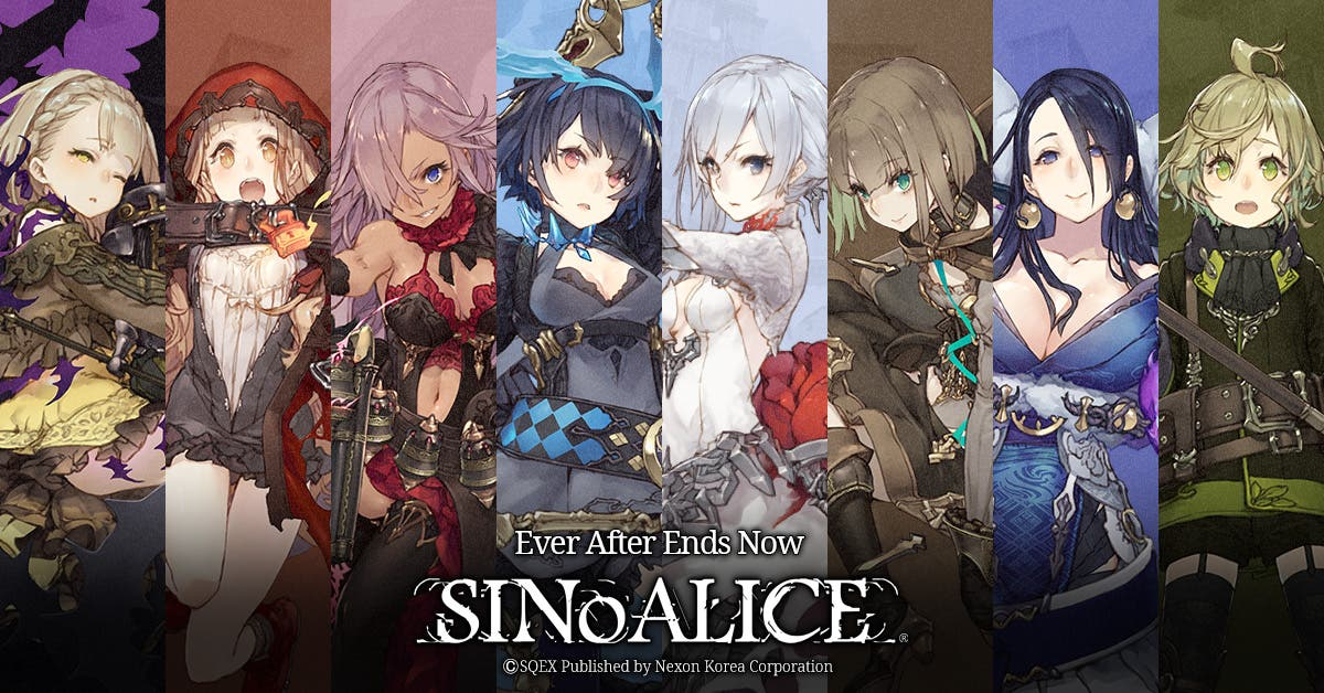 ▷ SINoALICE: new Best  upcoming action games for Android