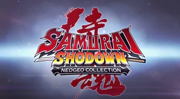 Imagen de Samurai Shodown NeoGeo Collection llegará gratuitamente a Epic Games Store