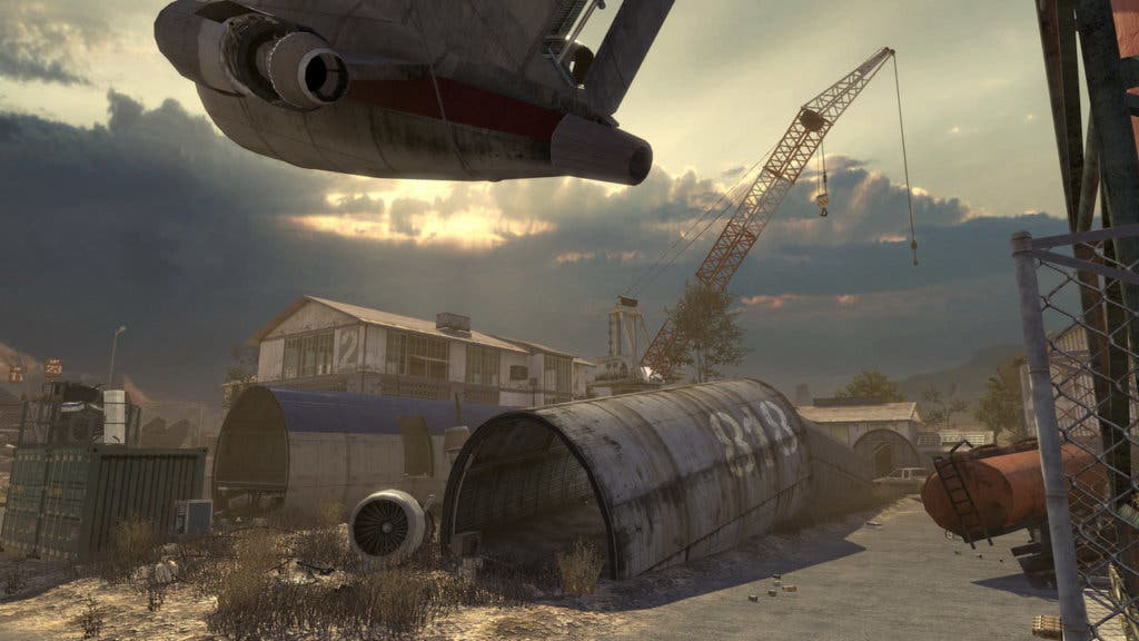 Scrapyard Modern Warfare