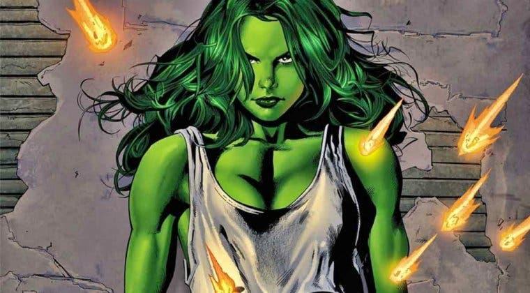 Imagen de She-Hulk: los guiones de la serie de Disney Plus ya están terminados