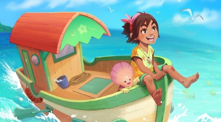 Imagen de Summer in Mara pone fecha  a su versión de PC y Switch junto a una demo