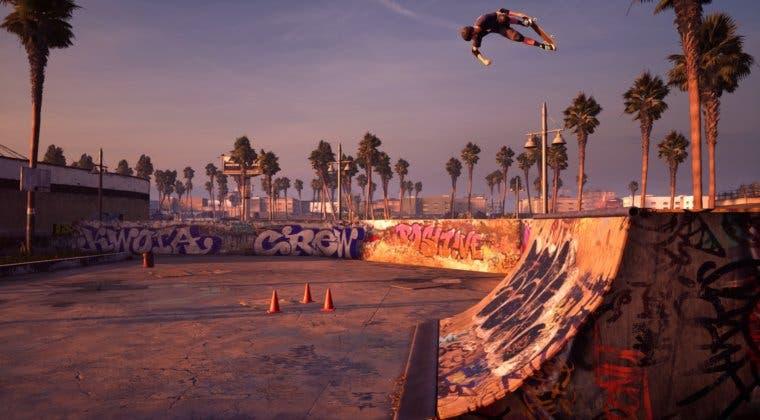 Imagen de Tony Hawk's Pro Skater 1 + 2 se deja ver en un primer gameplay