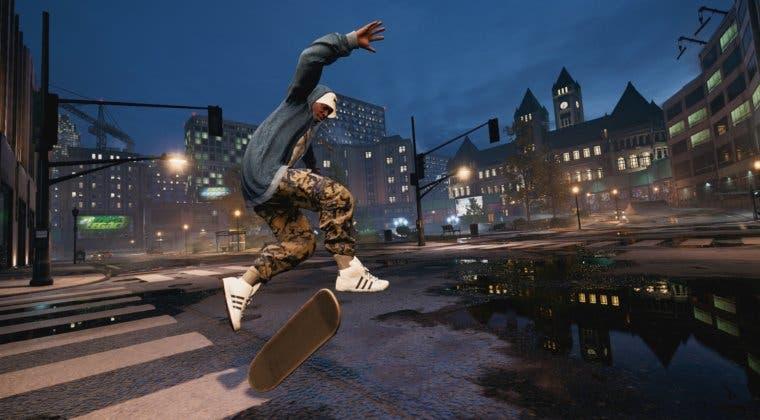 Imagen de Tony Hawk's Pro Skater 1 + 2 nos deja ya con su tráiler de lanzamiento