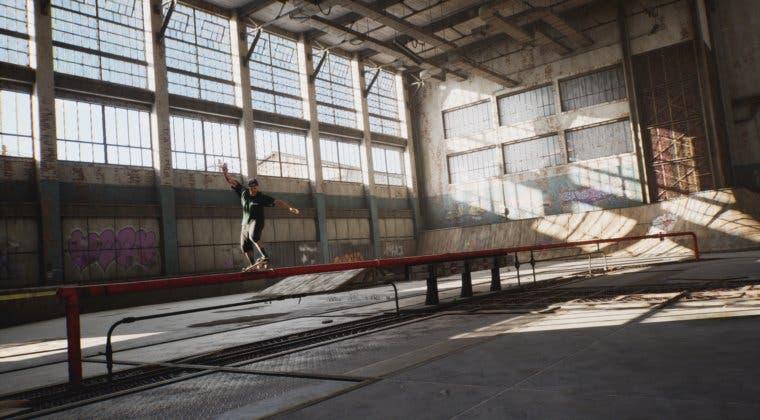 Imagen de Los skaters de Tony Hawk's Pro Skater 1+2 aparecerán con modelos actualizados