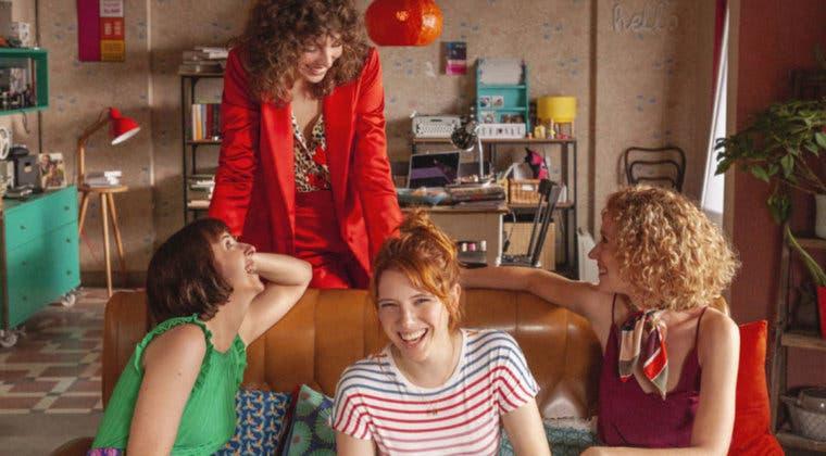 Imagen de Valeria: comienza el rodaje de la temporada 2 de este éxito español de Netflix