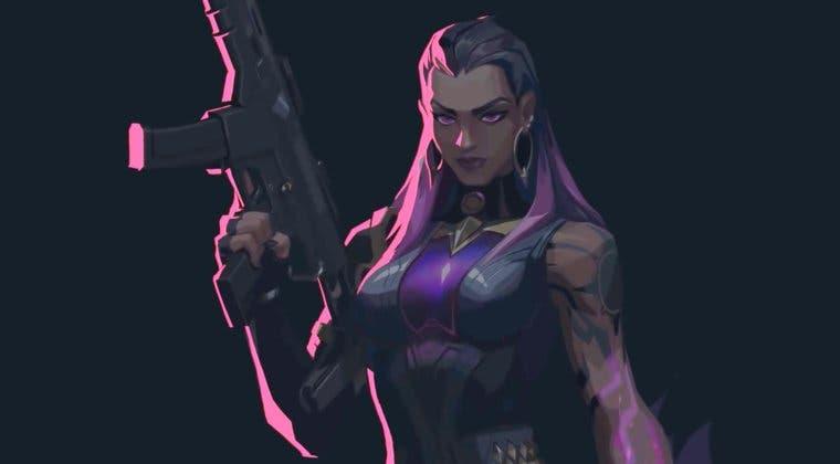 Imagen de Valorant presenta a Reyna, su nuevo personaje, en un inédito tráiler
