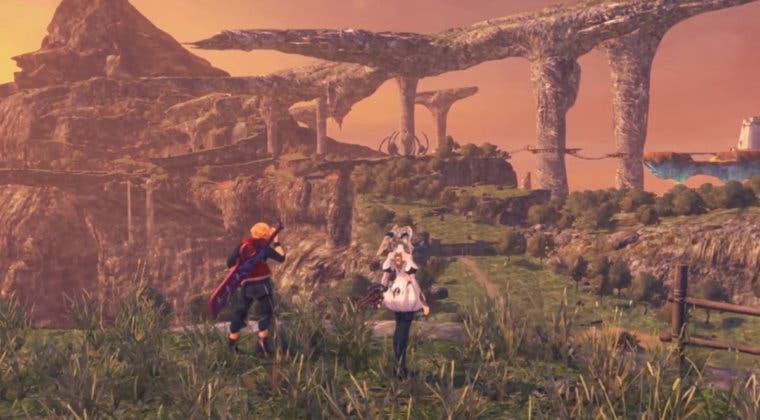 Imagen de Xenoblade Chronicles: Definitive Edition nos deja un nuevo tráiler centrado en su combate