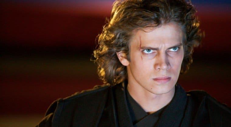 Imagen de Rian Johnson revela en qué escena de Star Wars: Los últimos Jedi iba a incorporar a Anakin Skywalker