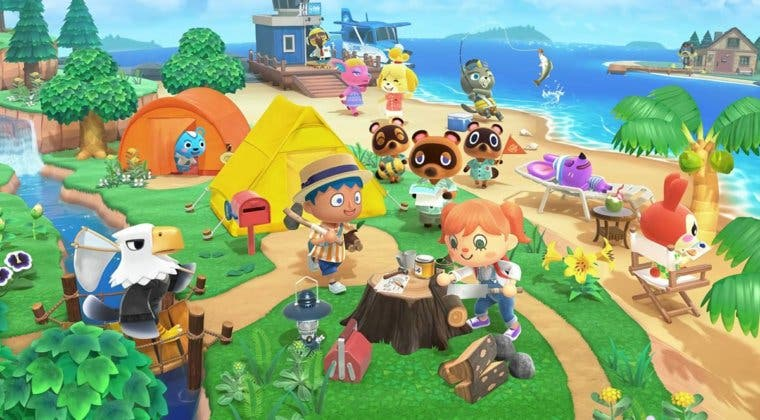 Imagen de Participa en nuestro concurso de fotos de Animal Crossing: New Horizons con #PelisEnAnimalCrossing