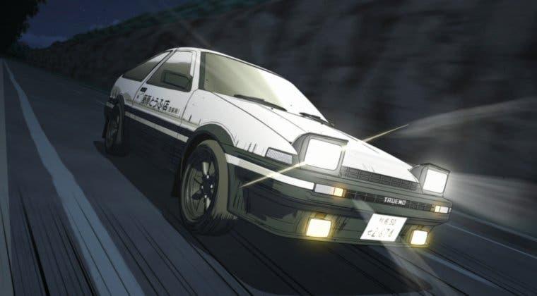 Imagen de Estos son los 8 mejores animes de coches