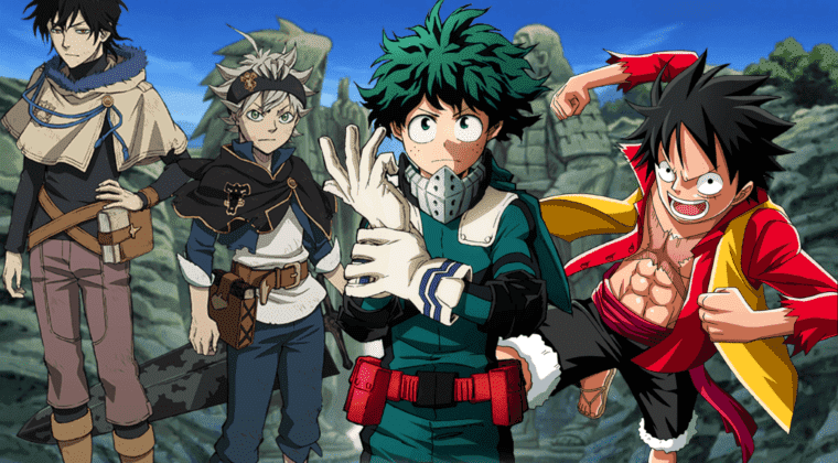 Imagen de Estos son 8 animes similares a Naruto