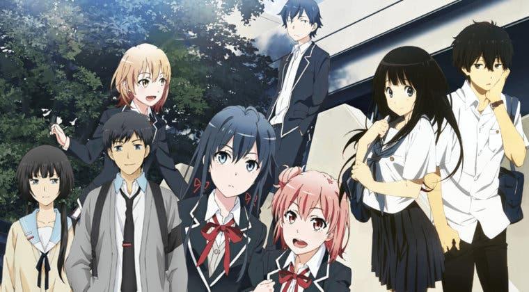 Imagen de Estos son 8 animes similares a Oregairu
