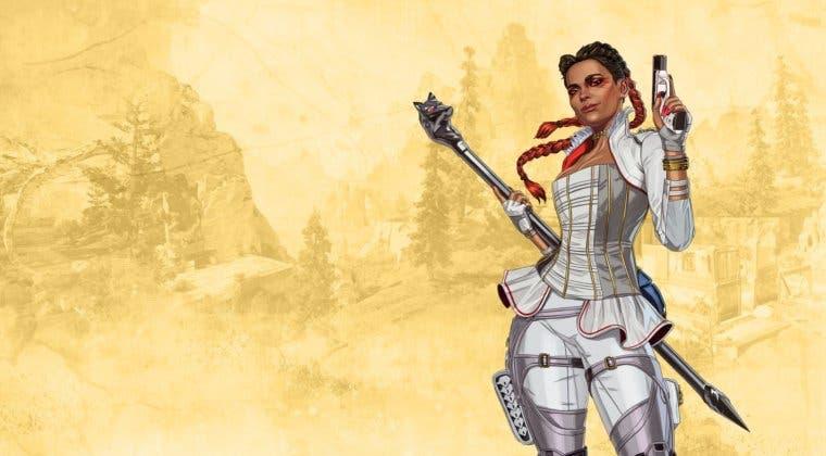 Imagen de Apex Legends presenta las habilidades de su nueva leyenda, Loba, en vídeo