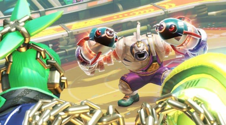 Imagen de Super Smash Bros. Ultimate: surge rumor sobre quién y cuándo llegaría el luchador de ARMS