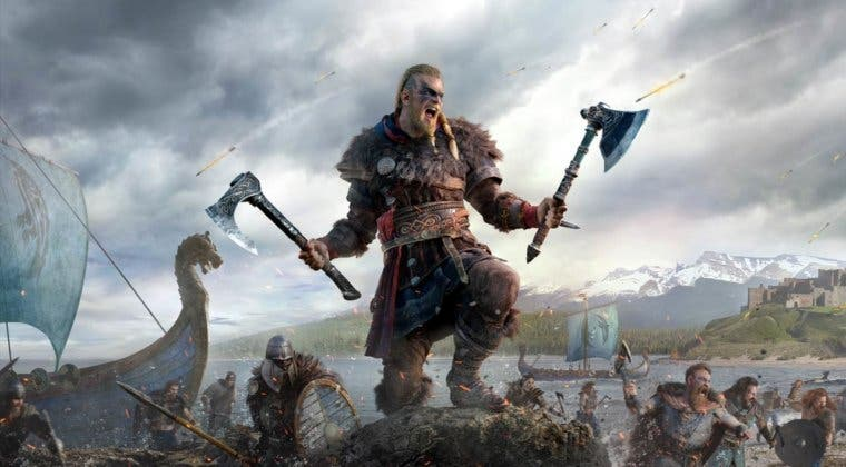 Imagen de Un nuevo gameplay filtrado de Assassin's Creed: Valhalla nos muestra una gran batalla