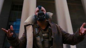 Imagen de Bane podría aparecer en la secuela de The Batman