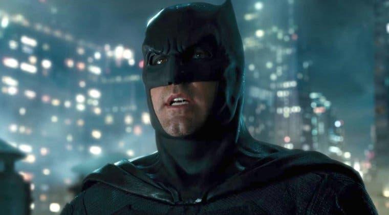 Imagen de Se abre una puerta para que Ben Affleck sea Batman de nuevo