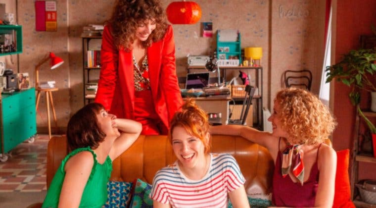 Imagen de No te pierdas la premiere digital de Valeria, la nueva serie española de Netflix