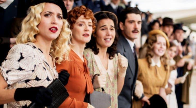 Imagen de El final de Las Chicas del Cable ya tiene fecha de estreno en Netflix