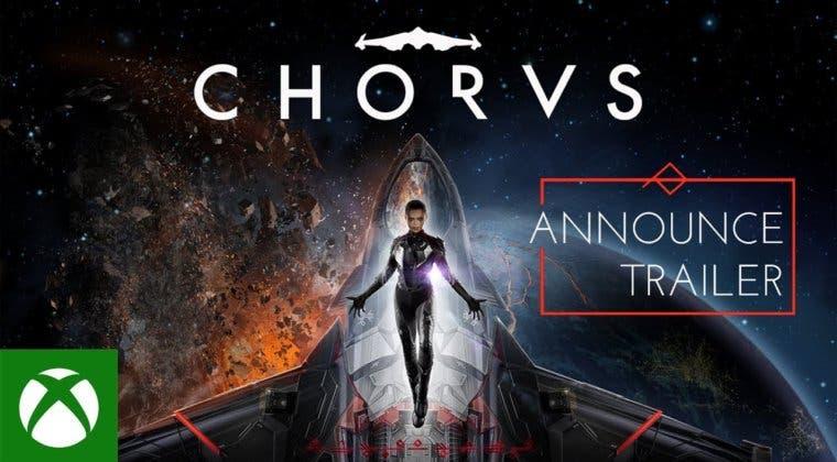 Imagen de Chorus: La evolución de los shoot'em'up para la nueva generación