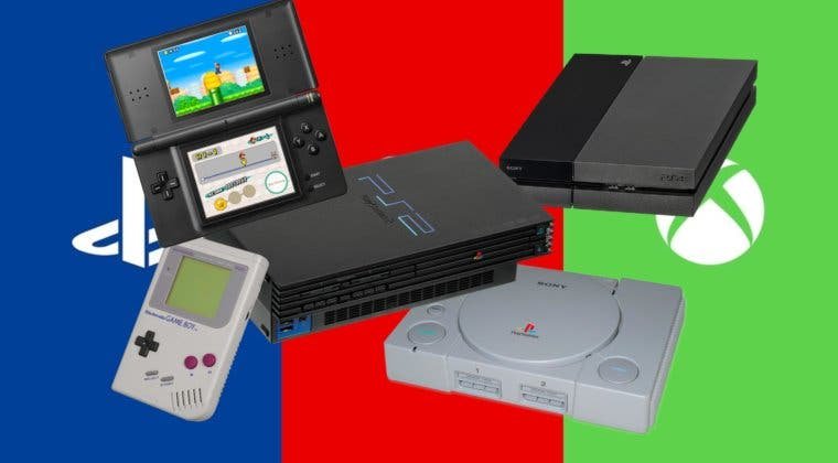 Imagen de Estas son las consolas más vendidas de la historia; nuevo pico mundial