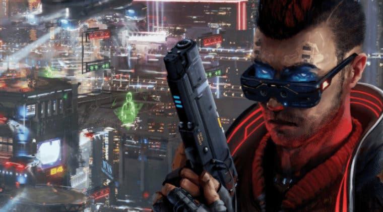 Imagen de Cyberpunk Red, la precuela de Cyberpunk 2077, sufre un retraso