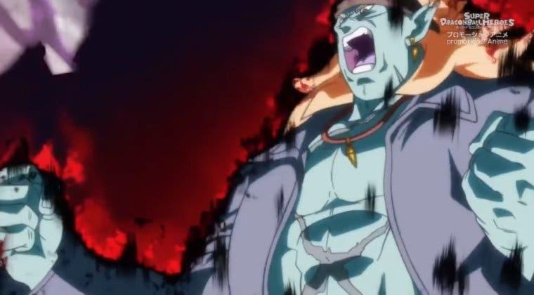 Imagen de Dragon Ball Heroes: Ya disponible en castellano el episodio 23