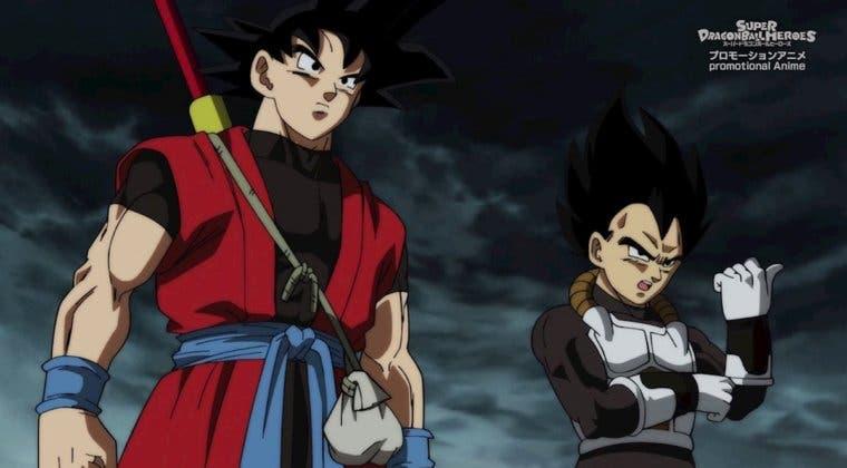 Imagen de Dragon Ball Heroes fecha el estreno de su episodio 23