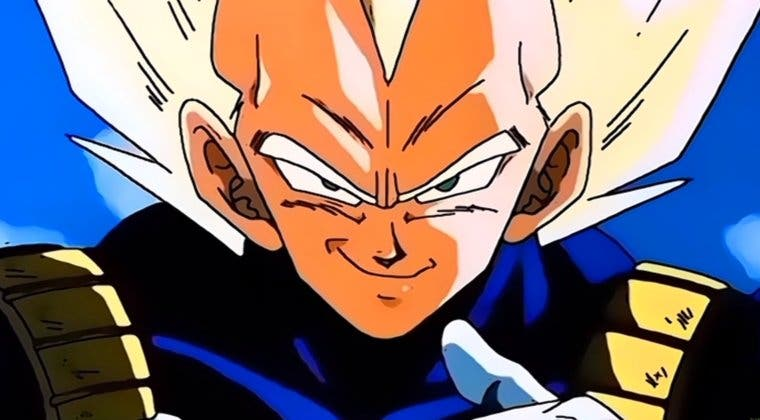 Imagen de Así es 'la pose maldita' de Dragon Ball; ¿Vegeta será su siguiente víctima?
