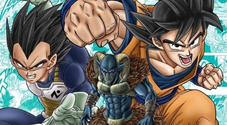 Imagen de Dragon Ball Super: Primeras imágenes y resumen inicial del manga 62