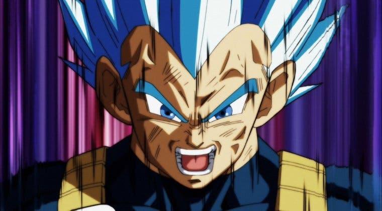 Imagen de Este es el 'look' que lucirá Vegeta en Dragon Ball Super para demostrar su nuevo poder