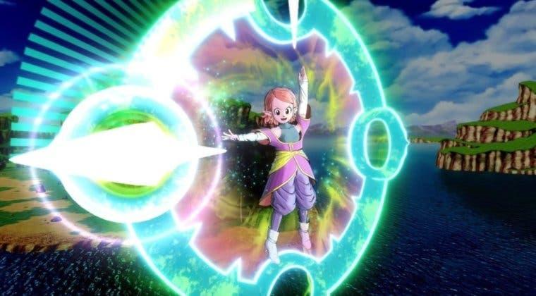 Imagen de Dragon Ball Xenoverse 2 muestra a Chronoa en imágenes