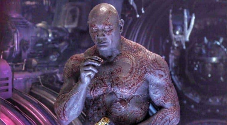 Imagen de Guardianes de la Galaxia: esta teoría explica por qué Drax cree que es invisible